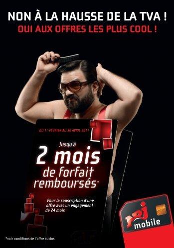 Nrj Mobile - Rue du Commerce