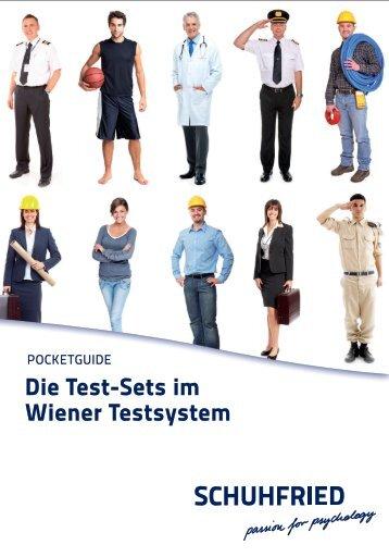 """""""Test Set"""" (PDF) - SCHUHFRIED GmbH"""