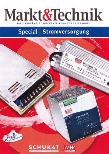 Special I Stromversorgung