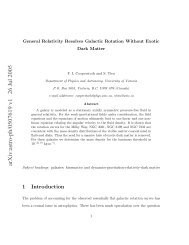 General Relativity Resolves Galactic Rotation Without Exotic Dark ...