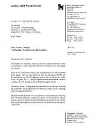 Sicherer Schulweg - LIS-IN-BW