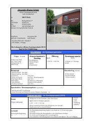 Alexander-Hegius-Schule - Schulamt für den Kreis Borken