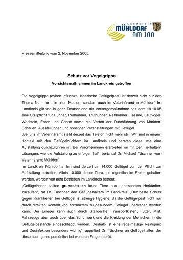 Vorlage mit Wappen - Schulamt Mühldorf a. Inn