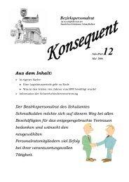Infoblatt 12 - Staatliches Schulamt Südthüringen