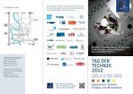 Tag DEr TEchniK 2012