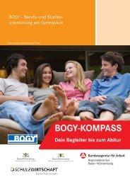 BOGY-KOMPASS - Landesbildungsserver Baden-Württemberg