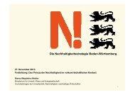 Präsentation - Landesbildungsserver Baden-Württemberg