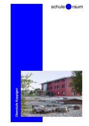 Oberstufe Koppigen - AG für Schule & Raum