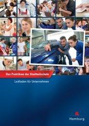Leitfaden für Unternehmen - SCHULEWIRTSCHAFT Hamburg