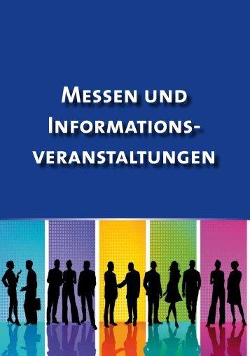 Messen und Informationsveranstaltungen