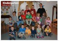 Klassen 2010/2011 - Schule Wittnau