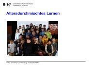 Präsentation AdL Schulcoach, 18. Oktober 2011 - Schule Wittnau