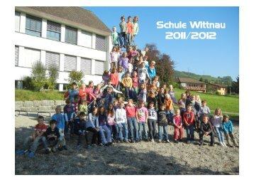 Klassen 2011/2012 - Schule Wittnau