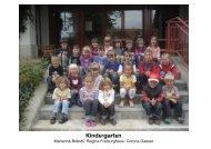Klassen 2008/2009 - Schule Wittnau