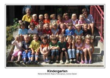 Klassen 2009/2010 - Schule Wittnau