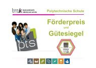 BMUKK-Foerderpreisverleihung-Juni2013-PPP - Schule.at