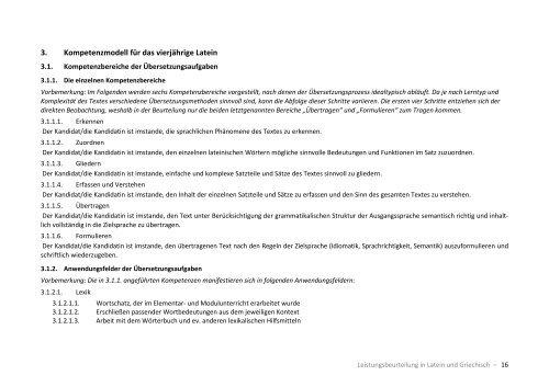 Rechtsgrundlagen und Leitlinien zur ... - Schule.at