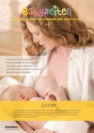 Katalog Babyzeiten | Stillen