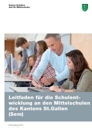Sem - schule.sg.ch - Kanton St. Gallen