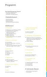 Programm - schule.sg.ch - Kanton St.Gallen
