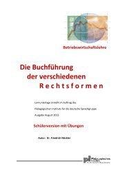 BF Rechtsformen 2013-14 Schülerversion.xlsm