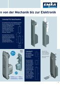 Schwenkgriff-Programm 1150 Unitech - EMKA Beschlagteile - Seite 5