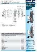 Schwenkgriff-Programm 1150 Unitech - EMKA Beschlagteile - Seite 7