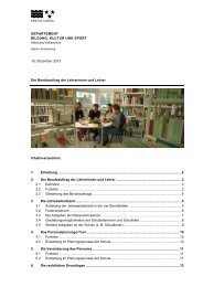 DEPARTEMENT BILDUNG, KULTUR UND ... - Schulen Aargau