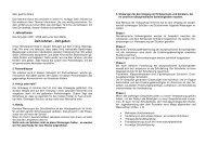 SJ-Programm 0708 - Schulen Emmen