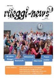 2. RueeggiNewsJun 2013.pdf - Schulen Emmen