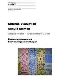 Berichtsteile für Veröffentlichung_Emmen Gesamt - Schulen Emmen