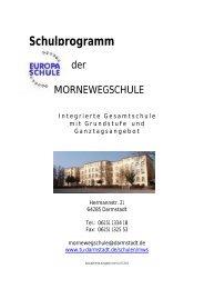 Schulprogramm - Technische Universität Darmstadt