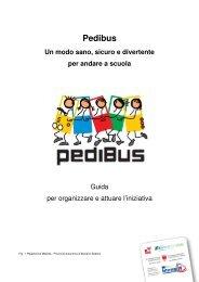 Pedibus - Schulen mobil