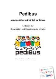 Download: Leitfaden Pedibus - Schulen mobil