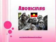 Aborigines - Schule Nottwil