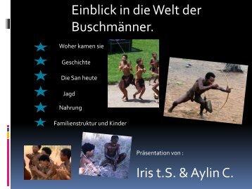 Buschmänner - Schule Nottwil