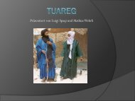 Tuareg - Schule Nottwil