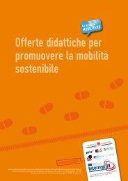 Offerte didattiche per promuovere la mobilità ... - Schulen mobil
