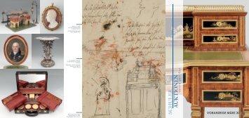 VORANZEIGE MÄRZ 2012 - Schuler Auktionen