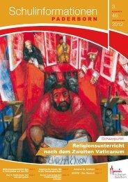 erhalten Sie das Heft 3/2012 der Schulinformationen als PDF-Datei.