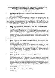 pdf-Datei Museumspädagogisches Begleitprogramm - Schule und ...
