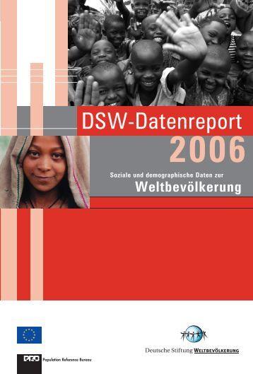 DSW-Datenreport 2006 - Schule & Gesundheit