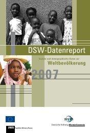 DSW-Datenreport 2007, Schwerpunktthema - Schule & Gesundheit