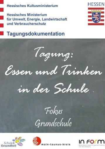 Dokumentation Tagung Eddersheim 19.05.2011 - Schule ...