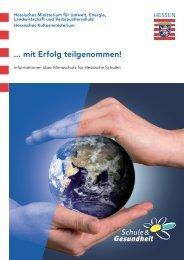 ... mit Erfolg teilgenommen! - Schule & Gesundheit - Hessen