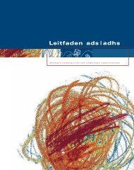 ADHS Leitfaden-NEU-5-07 - Hamburger Arbeitskreis ADS/ADHS eV