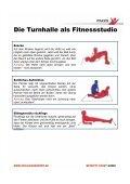 Die Turnhalle als Fitnessstudio - Seite 2