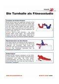 Die Turnhalle als Fitnessstudio - Seite 3