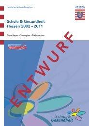 Grundlagenpapier Schule & Gesundheit 2