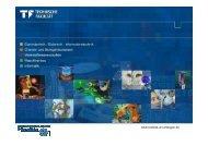 Erfahrungsbericht P-Projekt der Technischen Fakultät der Uni ...
